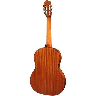 Salvador Cortez CC22SN 7/8-Klassieke gitaar Natural