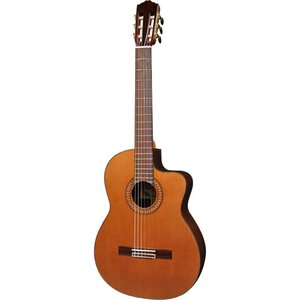 Salvador Cortez CC60CE Klassieke gitaar