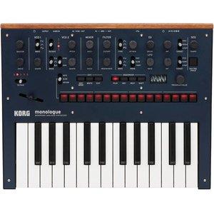 Korg Monologue Analogue Synthesizer Blue