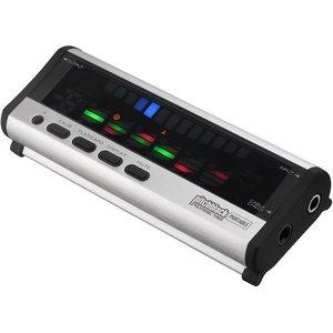 Korg PB04 Silver Pitchblack Portable Polyphonic Tuner