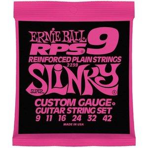 Ernie Ball 2239 RPS9 Snaren Reinforced Super Slinky