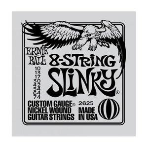 Ernie Ball 2625 Snaren Nickel Wound Slinky 8-String