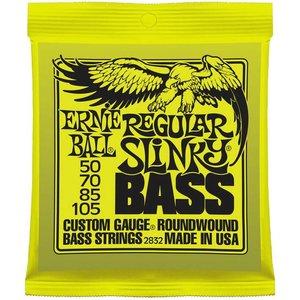 Ernie Ball 2832 Snaren Nickel Wound Regular Slinky Bass