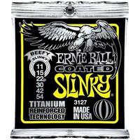 Ernie Ball 3127 Snaren Titanium Coated Beefy Slinky