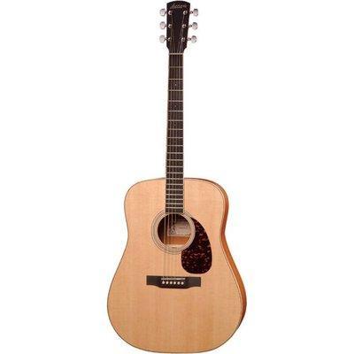 Larrivee Larrivee D-03 Akoestische gitaar Dreadnought Natural Satin +Case