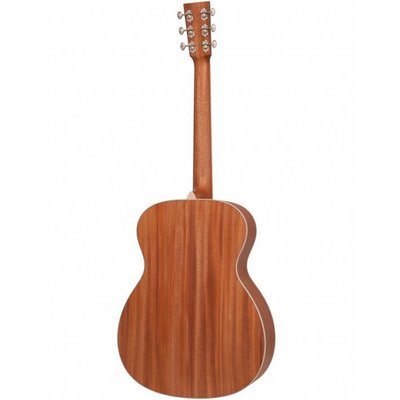 Larrivee OM-40 Akoestische gitaar Orchestra Natural Satin +Case