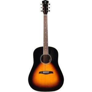 Levinson Merdina LJ-24VS Akoestische gitaar Sunburst