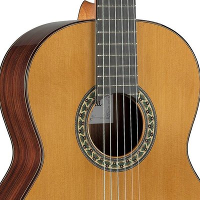 Alhambra 5P Klassieke gitaar Natural