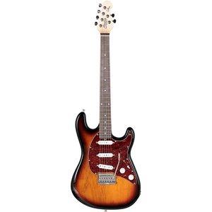 Sterling by Music Man CT50 Elektrische gitaar Cutlass 3-Tone Sunburst