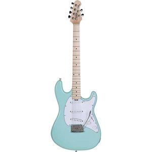 Sterling by Music Man CT50 Elektrische gitaar Cutlass Seafoam Green