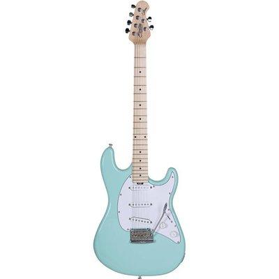 Sterling by Music Man CT50-SGN Elektrische gitaar Cutlass Seafoam Green