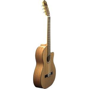 Prudencio Saez 050E Klassieke gitaar Cutaway