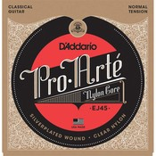 D'Addario EJ45 Nylon gitaarsnaren Pro Arte Normal Tension