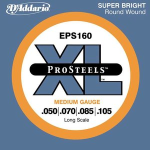 D'Addario EPS160 Snaren Pro Steels Medium