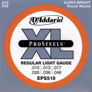 D'Addario EPS510 Snaren Pro Steels Regular Light