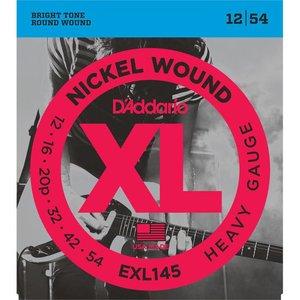 D'Addario EXL145 Snaren Nickel Wound Heavy