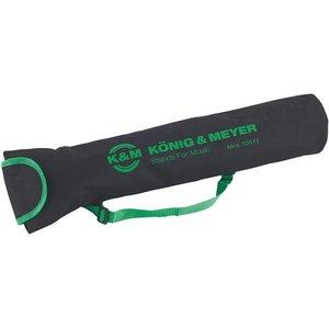 K&M 10012 Lessenaarhoes Black Nylon 50cm