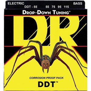 DR Strings DDT-55 Snaren Drop-Down Tuning Heavy