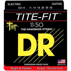DR Strings EH-11 Snaren Tite-Fit Extra Heavy