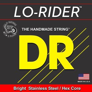DR Strings MH5-45 Snaren Lo-Rider Lite 5