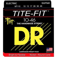 DR Strings MT-10 Snaren Tite-Fit Medium