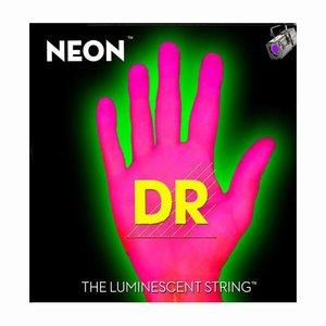 DR Strings NPE-11 Snaren Neon Pink Heavy