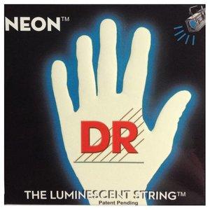 DR Strings NWB5-45 Snaren Neon White Medium 5