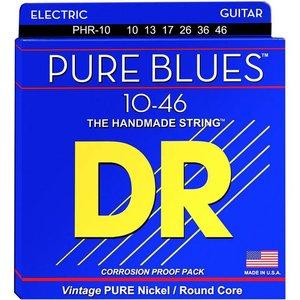 DR Strings PHR-10 Snaren Pure Blues Medium