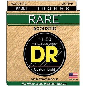 DR Strings RPML-11 Snaren Rare Custom Lite
