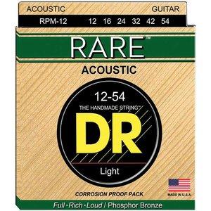DR Strings RPM-12 Snaren Rare Light