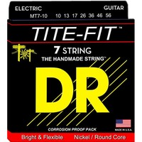 DR Strings MT7-10 Snaren Tite-Fit Medium 7-String