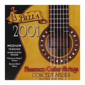 Labella 2001FM Nylon gitaarsnaren Classic Flamenco Medium