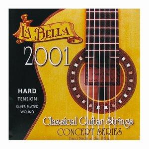 La Bella 2001H Nylon gitaarsnaren Concert Hard