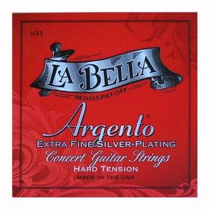 La Bella SH Nylon gitaarsnaren Argento Hard Tension
