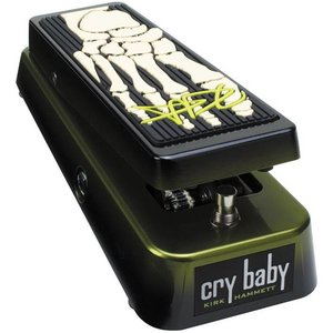 Dunlop KH95 Wah pedaal Cry Baby Kirk Hammett