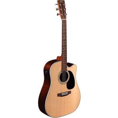 Sigma DRC-28E Akoestische gitaar Natural