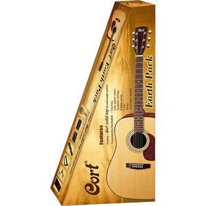 Cort Earth Pack Akoestische gitaar