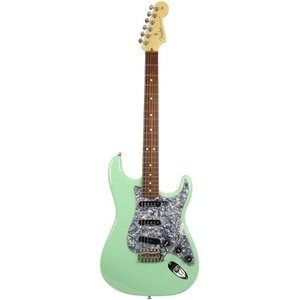 Fender Stratocaster Hot Rails Surf Green