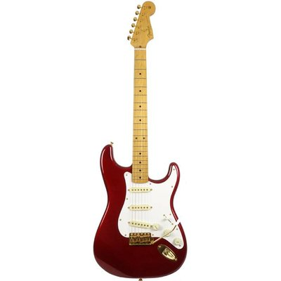Fender Classic Custom Stratocaster Hot Noiseless Candy Apple Red