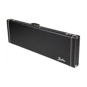 Fender Deluxe Black Basgitaarkoffer Jazz Bass