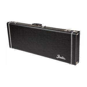 Fender Pro Serie Black Strat-Tele Koffer