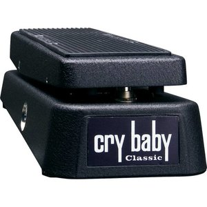 Dunlop GCB95F Wah pedaal Cry Baby Classic Fasel