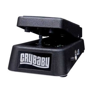 Dunlop GCB95Q Wah pedaal Switchless Cry Baby + Boost