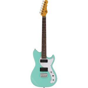 G&L Tribute Fallout Elektrische gitaar Mint Green