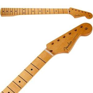 Fender 50s Stratocaster Soft V-Neck, 21 Vintage-Style Frets, Maple Fingerboard