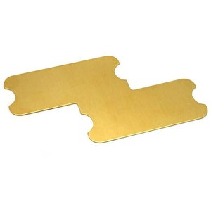 Fender Elementgrondplaat P-Bass Copper