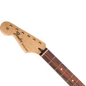 Fender Stratocaster Left Neck, 21 Medium Jumbo Frets, Rosewood Fingerboard