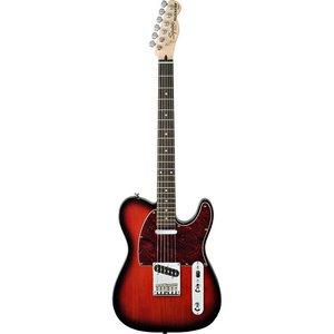 Squier Standard Telecaster Elektrisch gitaar Antique Burst