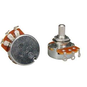 Alpha ALP500-B38 Potmeter Solid shaft Short