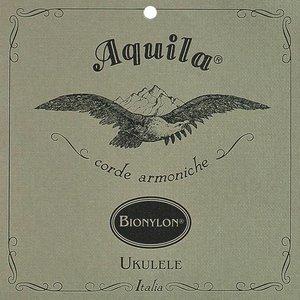 Aquila AQ60U Concert ukulelesnaren Bionylon Low-G
